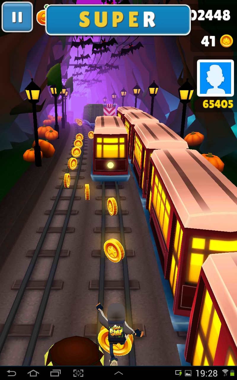 Subway Surfers.2